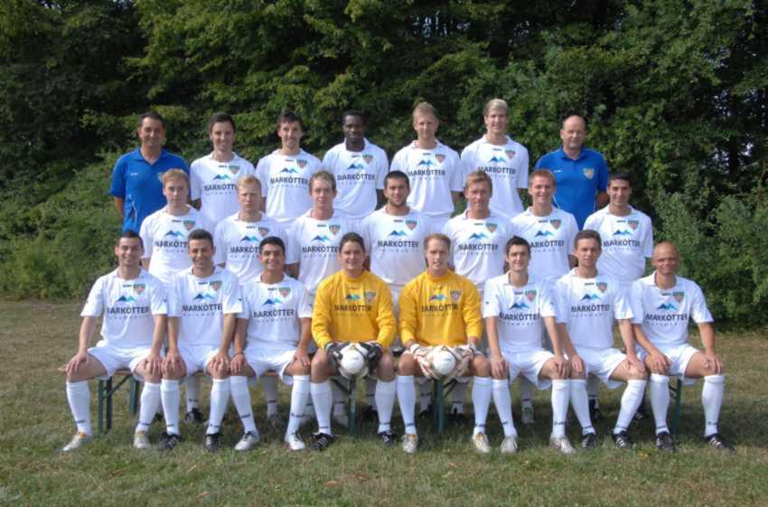 Mannschaftsfoto2010