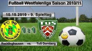 TuSDornberg101002010Recklinghausen