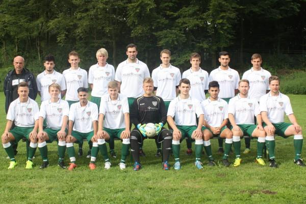 2. Mannschaft 2014/2015