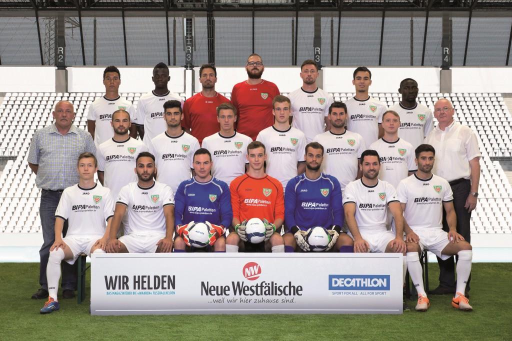 1. Mannschaft 2014-2015